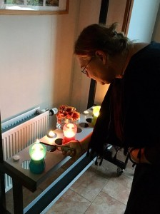 ritueel kaarsen cv yoeke