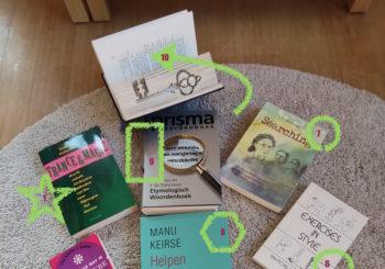 10 boeken die belangrijk voor mij zijn